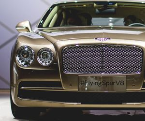 luxury, Bentley, and cars image