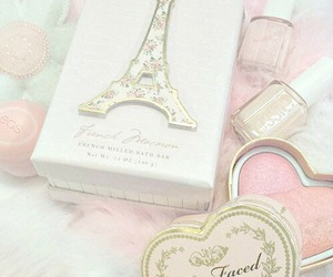 pink, love, and parís image