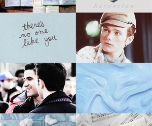 aesthetic, glee, and ravenclaw image