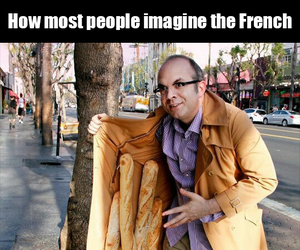 french, jokes, and lol image