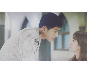 Best, couple, and descendants of the sun image