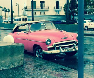 car, omfg, and pink image