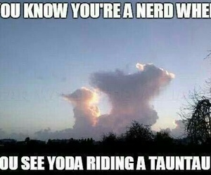 star wars, yoda, and may the force be with you image