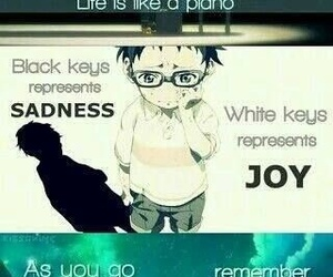 anime, quotes, and life image