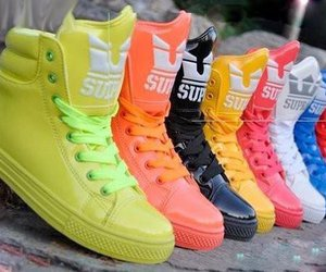 supra and shoes image