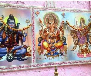 destruction, Ganesha, and gods image