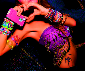 colors, dance, and fiesta image