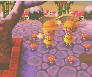 animal crossing, yellow, and animal crossing new leaf image