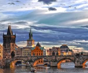 czech republic and prague image