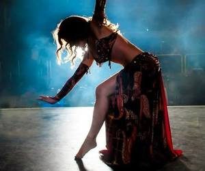 belly dance, girl, and love image