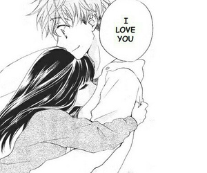 love, manga, and anime image