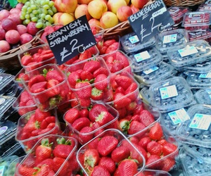 food, fruit, and london image