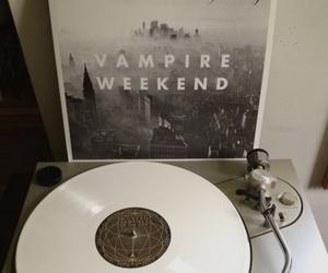 vampire weekend, music, and vinyl image