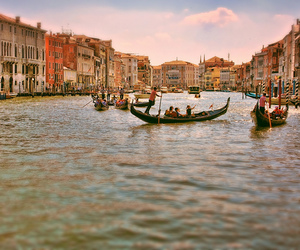 europe, venice, and water image