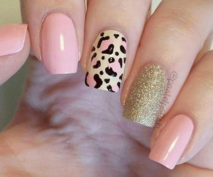 fashion, nail polish, and cute image