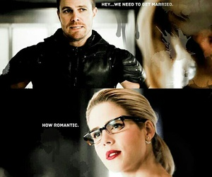 arrow, dc comics, and oliver queen image