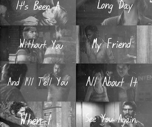 see you again and the last of us image