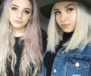 girl, style, and beauty image