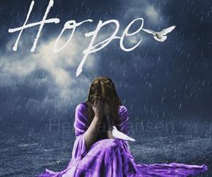 hope, sad, and quet image