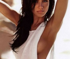 brunette and cameron diaz image
