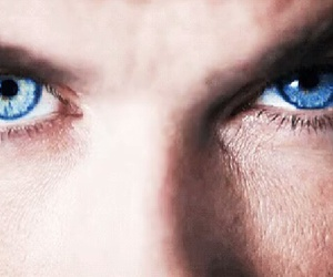 eyes, ian somerhalder, and damon salvatore image
