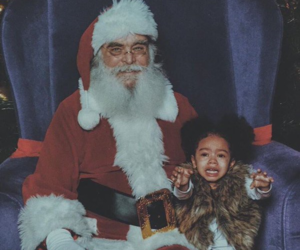 merry christmas, santa klaus, and first pic image