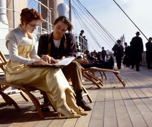 titanic and kate winslet image
