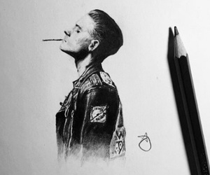 g eazy, g-eazy, and young gerald image