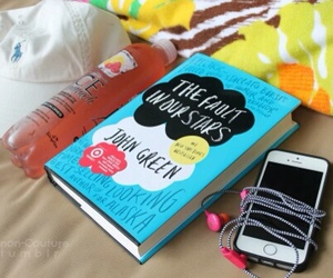 book, tumblr, and tfios image