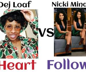 rappers, nicki, and nicki minaj image