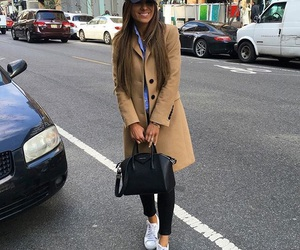 clothes, coat, and shoes image