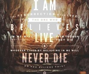 jesus, resurrection, and love image