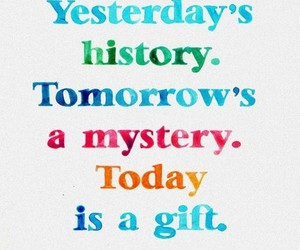 text, today, and tomorrow image