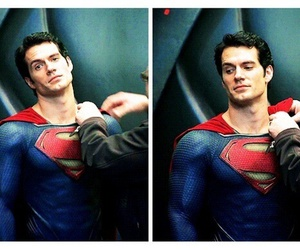 superman, Henry Cavill, and handsome image