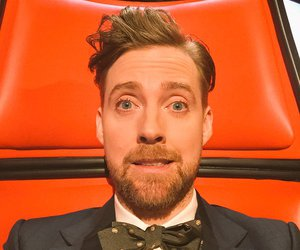 ricky wilson and the voice uk image