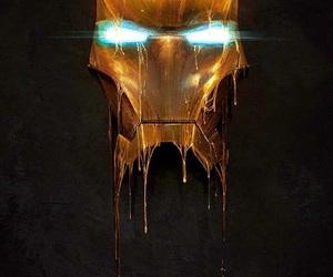 iron man, Marvel, and ironman image
