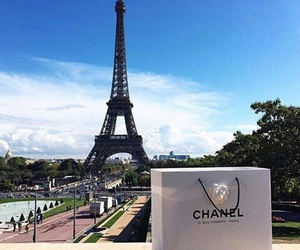 paris, chanel, and city image