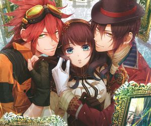code realize, anime, and reverse harem image