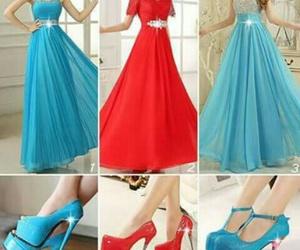 azul, gala, and rojo image