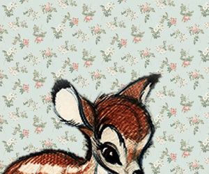 bambi, disney, and wallpaper image