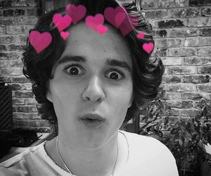 the vamps and bradley will simpson image