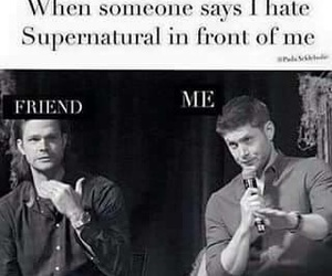 brothers, supernatural, and winchesters image