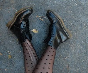 boots, doc martens, and docs image