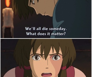 anime, quote, and tales from earthsea image