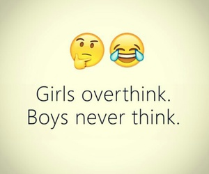 boys, thinking, and true image