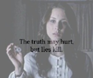 lies, pretty little liars, and spencer hastings image