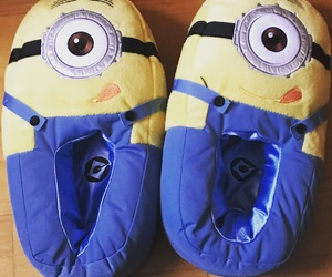 banana, me, and slippers image