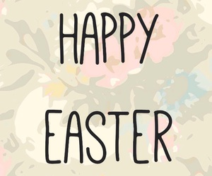 easter, fête, and happy day image