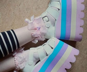 shoes, tumblr, and girls image