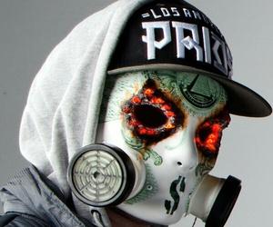 hollywood undead, mask, and jdog image
